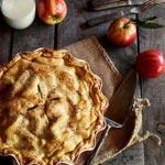 Recette de la tourte aux pommes