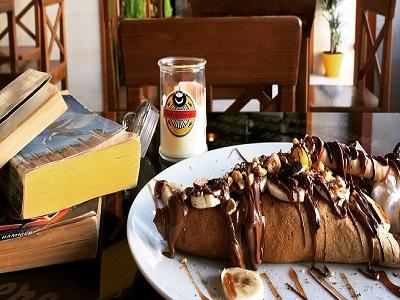 Le café Tout le temps pour l'amour des livres