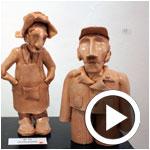 En vidéo : Vernissage de l'exposition TOYS STORY du céramiste Mohsen Zoughlami