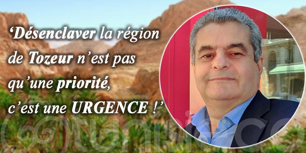 Désenclaver la région de Tozeur n'est pas qu'une priorité, c'est une URGENCE !