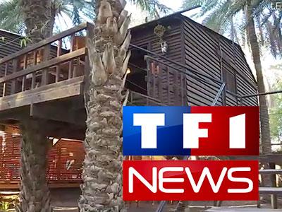 Tozeur et les splendeurs du Sud à la une sur TF1