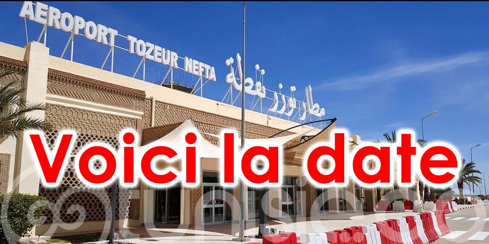L'aéroport de Tozeur va, bientôt, reprendre son activité