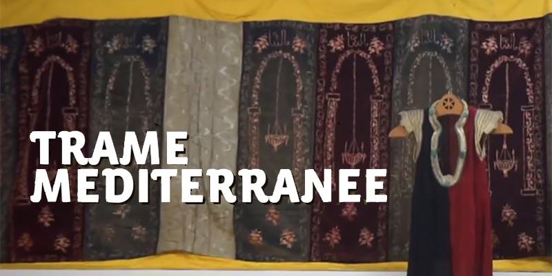 En vidéo: Le vernissage de l'exposition Trame Mediterranee