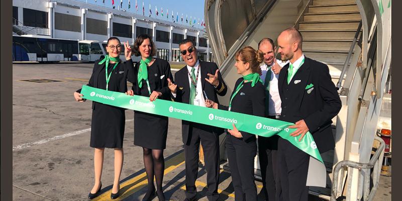 Transavia inaugure Nantes-Tunis
