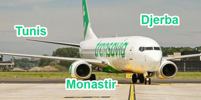 Transavia prolonge ses promos sur la Tunisie !