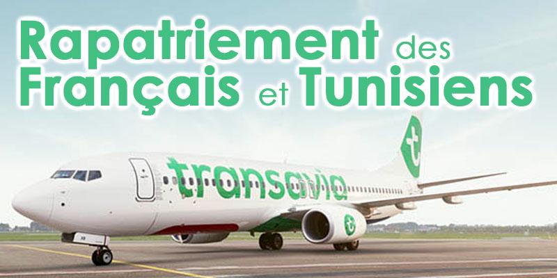 Transavia assurera des vols pour rapatrier les Français et Tunisiens coincés