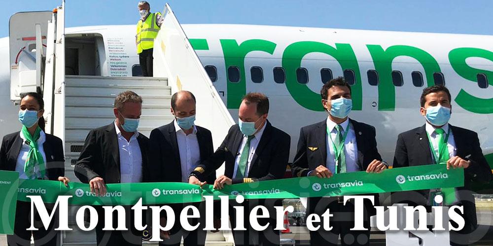 Transavia inaugure enfin sa nouvelle liaison entre Montpellier et Tunis