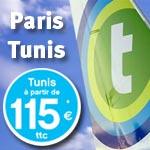 Transavia ouvre un vol quotidien entre Paris Orly et Tunis  à 115 Euros