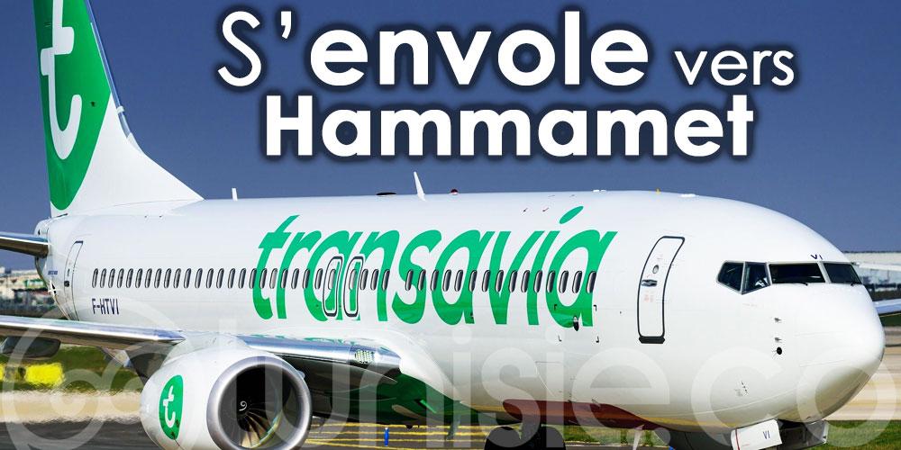Transavia France s'envole vers Hammamet