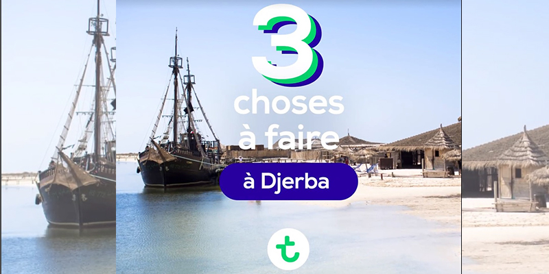 3 choses à faire à Djerba selon Transavia