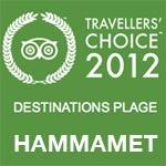 La plage de Hammamet classée 10ème à l'échelle africaine selon le site Tripadvisor