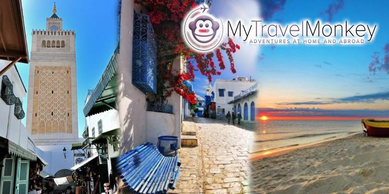 Les 5 meilleurs hôtels de charme en Tunisie by My Travel Monkey