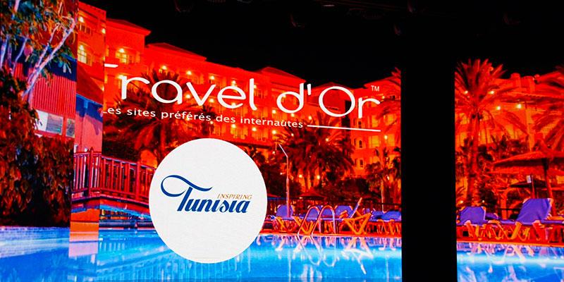 En vidéo : L'ONTT et TUNISAIR à l'honneur lors des Traveldor