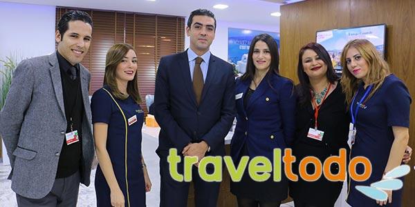 En vidéo : Traveltodo inaugure son espace dédié aux voyages sur mesure et séjours Club Med