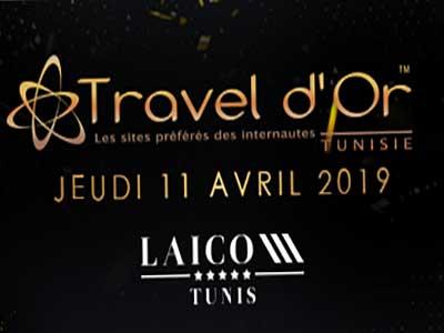 Travel d'Or Edition 3, une fête grandiose en vue en 2019