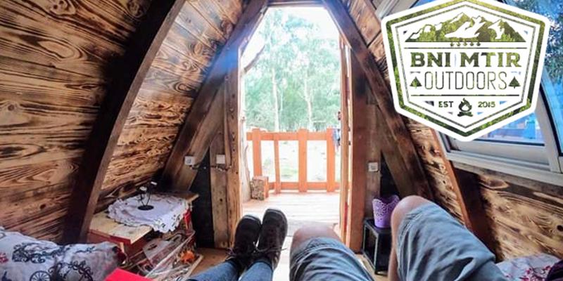 Des Treehouses de rêve à Beni Mtir !