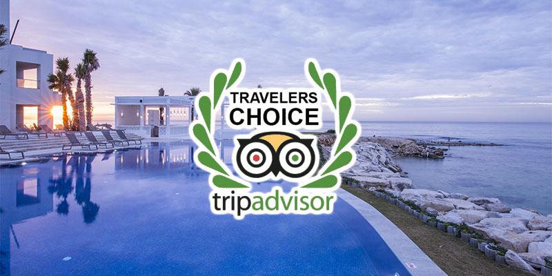 Le Top 25 des hôtels en Tunisie par Travellers Choice de TripAdvisor