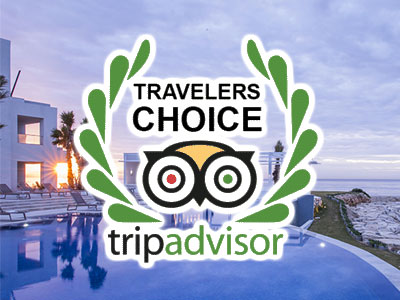 Le Top 25 des hôtels en Tunisie par Travellers Choice de TripAdvisor