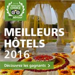 Le Top 25 des hôtels en Tunisie selon Trip Advisor Travellers Choice 2016