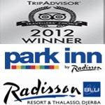 Le Radisson blu et le Park inn se distinguent sur Tripadvisor