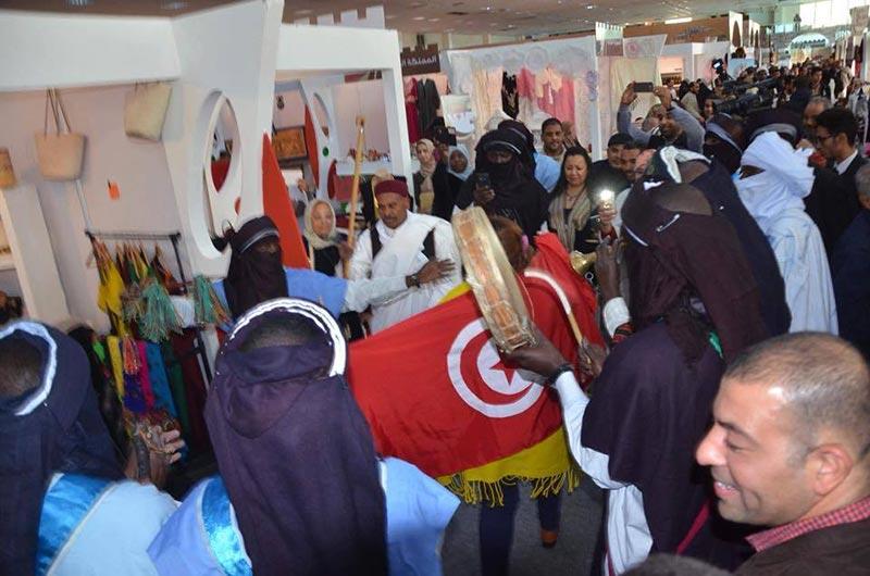 L'artisanat tunisien s'invite au Salon International de l'Artisanat à Tripoli en Libye