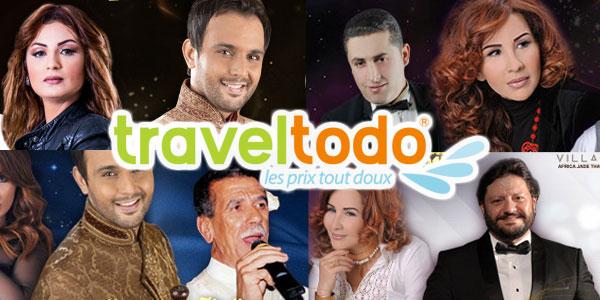 Les bons plans soirées Réveillon 2017 By Traveltodo
