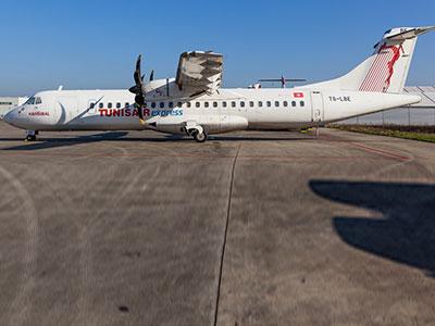 Tunisair Express assurera 6 vols allers et retours sur Djerba cet été