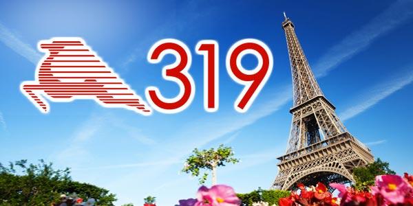 Tunisair propose la France à partir de 319 TND TTC