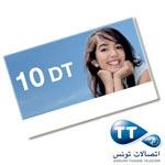 Tunisie Télécom : Recharge électronique