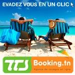 Le groupe TTS lance la campagne TTSBOOKING.tn