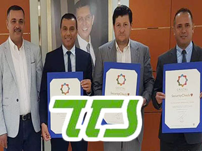TTS, première agence réceptive au monde certifiée Cristal Security Check