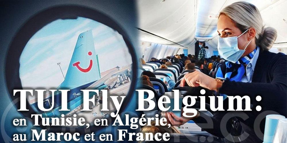 TUI Fly Belgium ajoute la Tunisie à son plan de vol