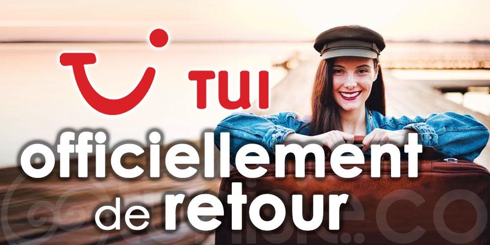 Les touristes britanniques officiellement de retour en Tunisie