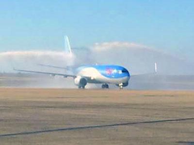 En photos : TUI Fly revient en Tunisie et en force pour l'été 2018