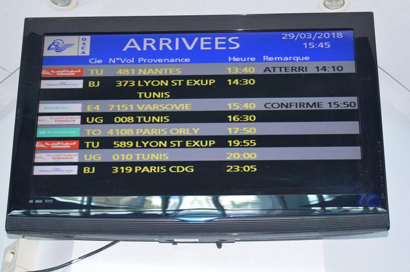 Retour du Flux Touristique Polonais sur Djerba Zarzis après 3 ans d'absence