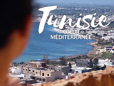 En vidéo : Tunisie, au cœur de la méditerranée se projette au Canada