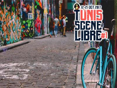 Programme de la 1ère édition du festival 'Tunis Scène Libre' du 12 au 21 octobre 2017