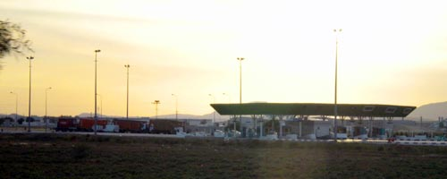 Itinéraires : Autoroute A1 : Tunis - M´saken
