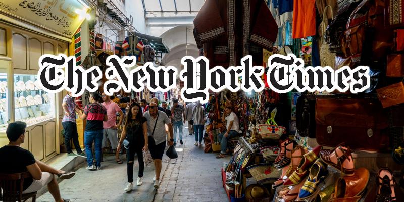 New York Times : Que connaissent les Américains de la Tunisie?