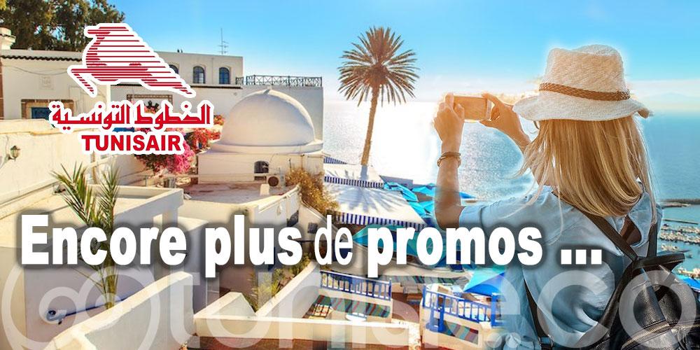 Tunisair: Envolez-vous vers la Tunisie à partir de 140 €