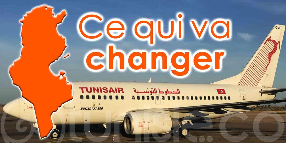 La Tunisie repasse dans la liste orange de la France : Tunisair vous dit tout !