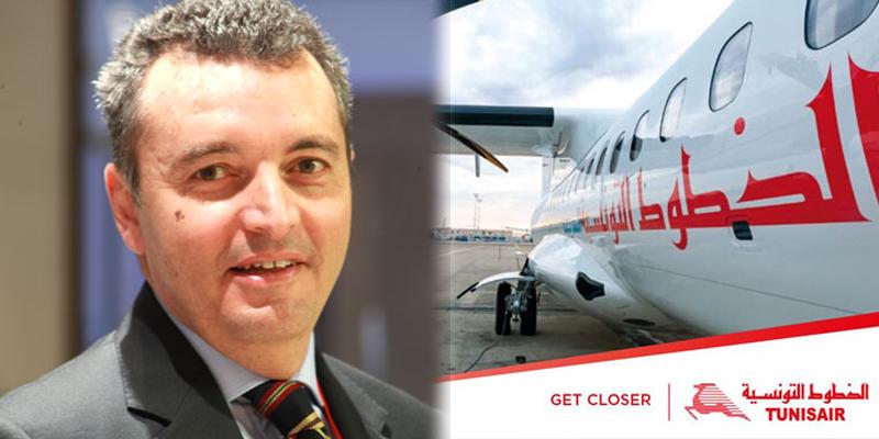Ali Miaoui, DGA de Tunisair, dément les rumeurs contre la compagnie