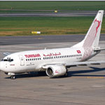 Demain : Des vols de Tunisair vers la France susceptibles d´être perturbés