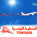 En raison des conditions météorologiques report des vols Tunisair vers Londres