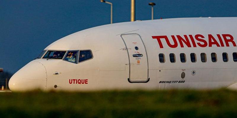 Vol Tunisair Tunis - Moscou, est reporté