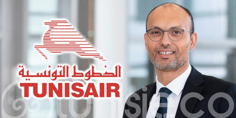 Qui est Wassef Ayadi nouveau PDG de Tunisair ?