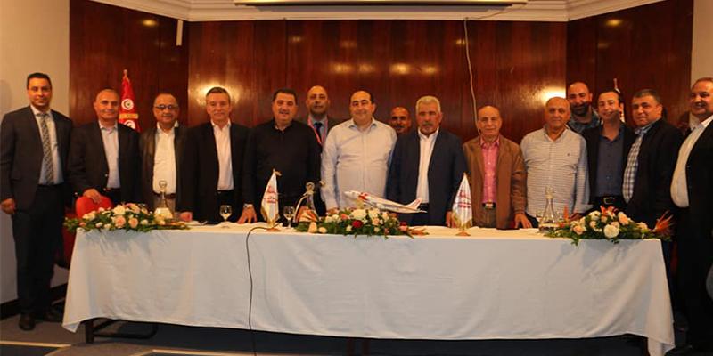 تدارس سبل تحسين جودة الخدمات والارتقاء بصورة الخطوط التونسية