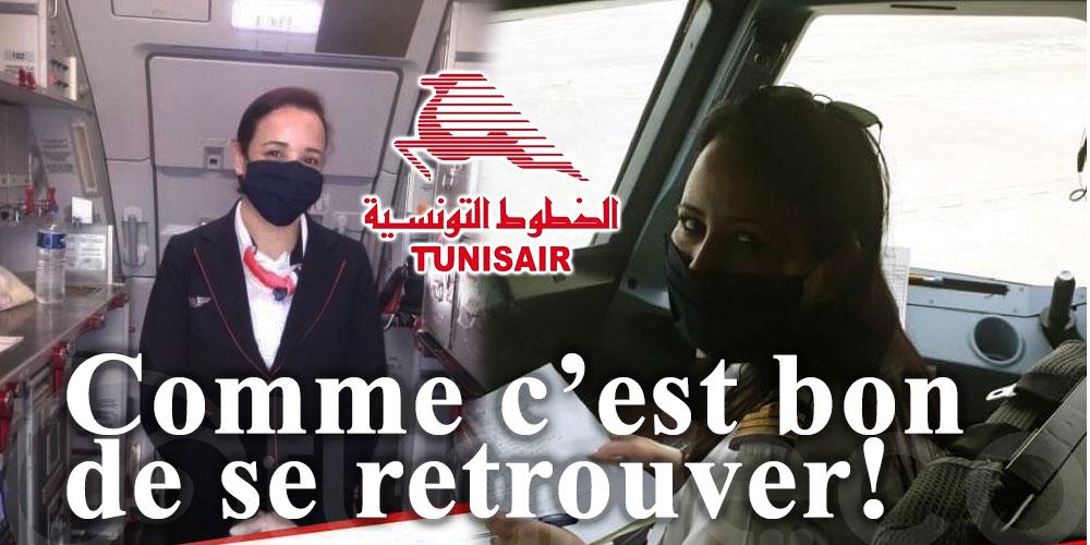 Tunisair: Comme c'est bon de se retrouver!