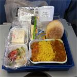 Photo du jour : Reprise partielle du catering à bord de Tunisair