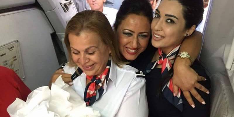 Un bébé naît dans un avion Tunisair dès son atterrissage à Nice